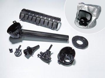 Composants de cagoule aéronautique - Apnyl